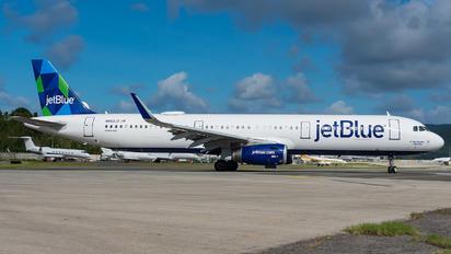 N962JT - JetBlue Airways Airbus A321