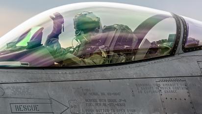 4047 - Poland - Air Force Lockheed Martin F-16C block 52+ Jastrząb