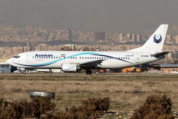 EP-NSM - Iran Aseman Boeing 737-400
