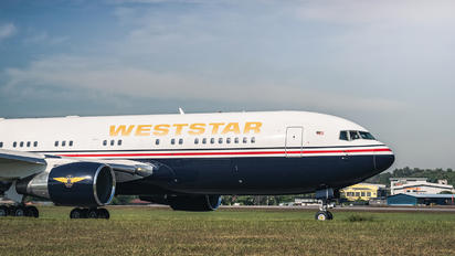 2-TSSA - Weststar Aviation Services Boeing 767-200ER