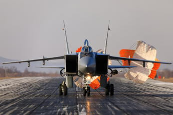 83 BLUE - Russia - Air Force Mikoyan-Gurevich MiG-31 (all models)