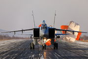83 BLUE - Russia - Air Force Mikoyan-Gurevich MiG-31 (all models) aircraft
