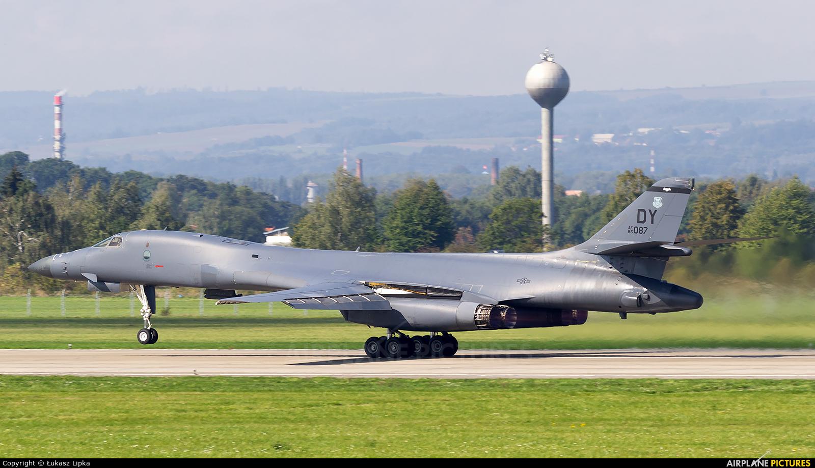 USA - Air Force 85-0087 aircraft at Ostrava Mošnov