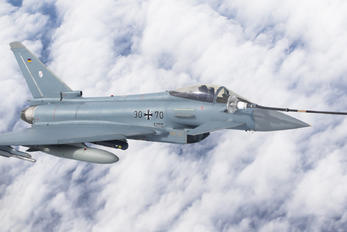 30+70 - Germany - Air Force Eurofighter Typhoon S