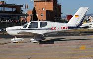 EC-JDZ - Private Socata TB9 Tampico aircraft