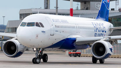 OY-RCJ - Atlantic Airways Airbus A320
