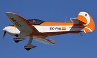 EC-FVK - Aeroclub Barcelona-Sabadell Mudry CAP 10B aircraft