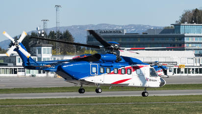 LN-OIC - Bristow Norway Sikorsky S-92