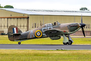 "LF363 - Royal Air Force ""Battle of Britain Memorial Flight"" Hawker Hurricane Mk.IIc aircraft"