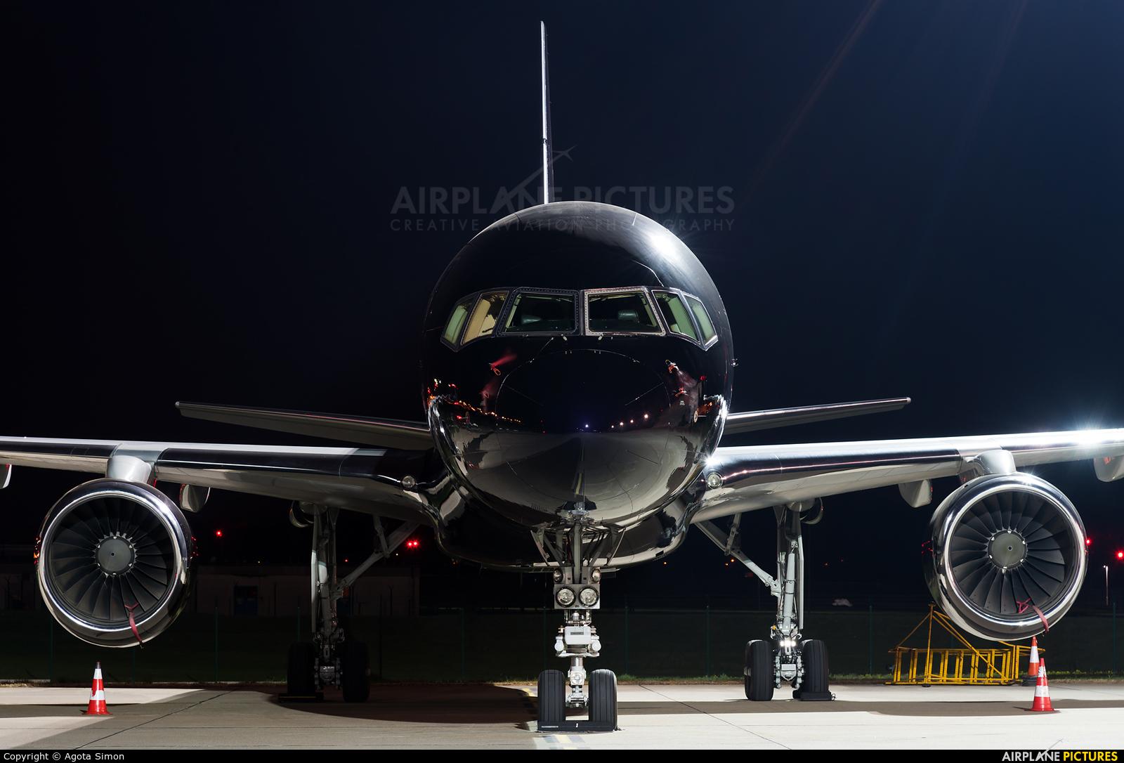 TAG Aviation G-TCSX aircraft at Budapest Ferenc Liszt International Airport