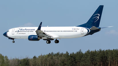 9H-FSJ - Blue Panorama Airlines Boeing 737-800