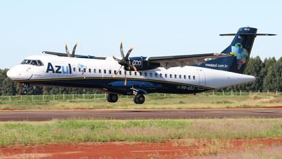 PR-AQJ - Azul Linhas Aéreas ATR 72 (all models)