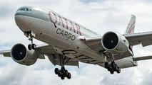 A7-BFK - Qatar Airways Cargo Boeing 777F aircraft