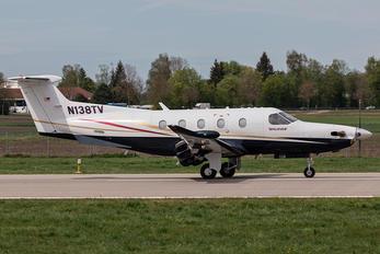N138TV - Private Pilatus PC-12
