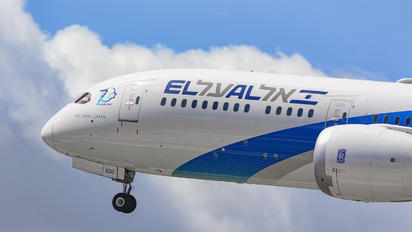 4X-EDC - El Al Israel Airlines Boeing 787-9 Dreamliner