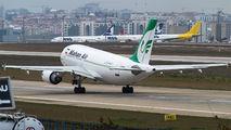 EP-MMJ - Mahan Air Airbus A310 aircraft