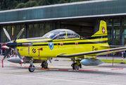 C-410 - Switzerland - Air Force Pilatus PC-9 aircraft