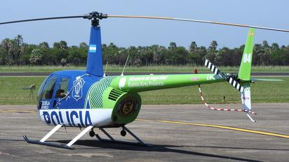 LV-GWK - Argentina - Police Robinson R44 Astro / Raven