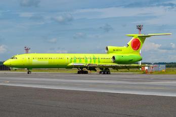 RA-85724 - Siberia Airlines Tupolev Tu-154M