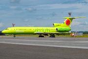 RA-85724 - Siberia Airlines Tupolev Tu-154M aircraft