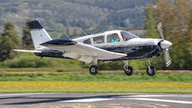 G-AYEF - Private Piper PA-28 Cherokee aircraft