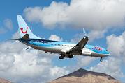 G-TAWM - TUI Airways Boeing 737-800 aircraft