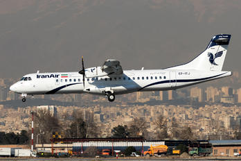 EP-ITJ - Iran Air ATR 72 (all models)