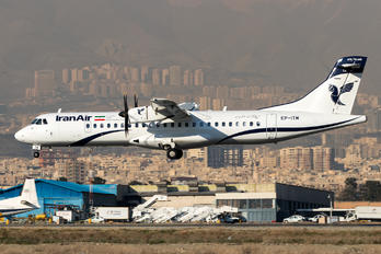 EP-ITM - Iran Air ATR 72 (all models)