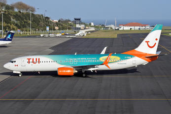 C-FDBD - TUI Airlines Netherlands Boeing 737-800