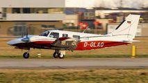 D-GLAO - Private Piper PA-34 Seneca aircraft