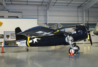 N909WJ - Commemorative Air Force Grumman FM Wildcat