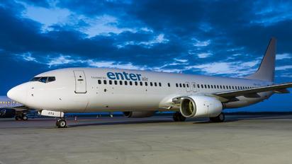 OM-GTG - Go2Sky Airline Boeing 737-800