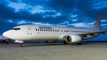 OM-GTG - Go2Sky Airline Boeing 737-800 aircraft