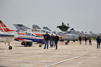 - - Serbia - Air Force - Airport Overview - Apron