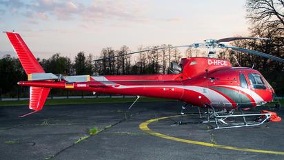 D-HFCE - Private Aerospatiale AS350 Ecureuil / Squirrel