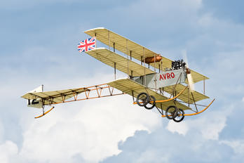 G-ARSG - The Shuttleworth Collection Avro Triplane