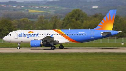 N275NV - Allegiant Air Airbus A320