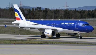 ER-AXV - Air Moldova Airbus A320