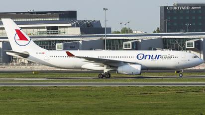 TC-OCL - Onur Air Airbus A330-200