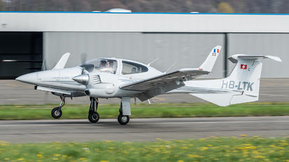 HB-LTK - Private Diamond DA 42 Twin Star