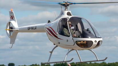 SP-NLU - Wyższa Szkoła Oficerska Sił Powietrznych Guimbal Hélicoptères Cabri G2