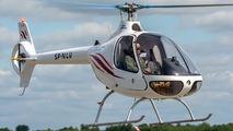 SP-NLU - Wyższa Szkoła Oficerska Sił Powietrznych Guimbal Hélicoptères Cabri G2 aircraft
