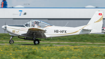 HB-HFK - Private FFA AS-202 Bravo
