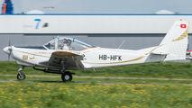 HB-HFK - Private FFA AS-202 Bravo aircraft