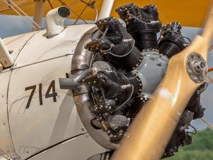 714 - Private Boeing Stearman, Kaydet (all models)