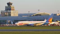 G-GDFJ - Jet2 Boeing 737-800 aircraft