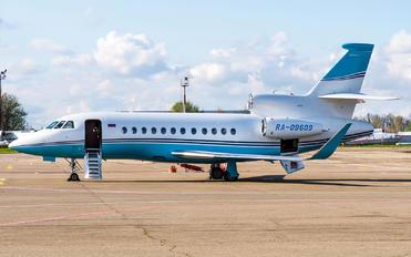 RA-09609 - Private Dassault Falcon 900 series