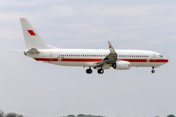 A9C-ISA - Bahrain Amiri Flight Boeing 737-86J