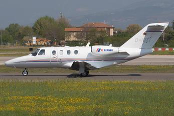 D-IBTI - Private Cessna 525 CitationJet