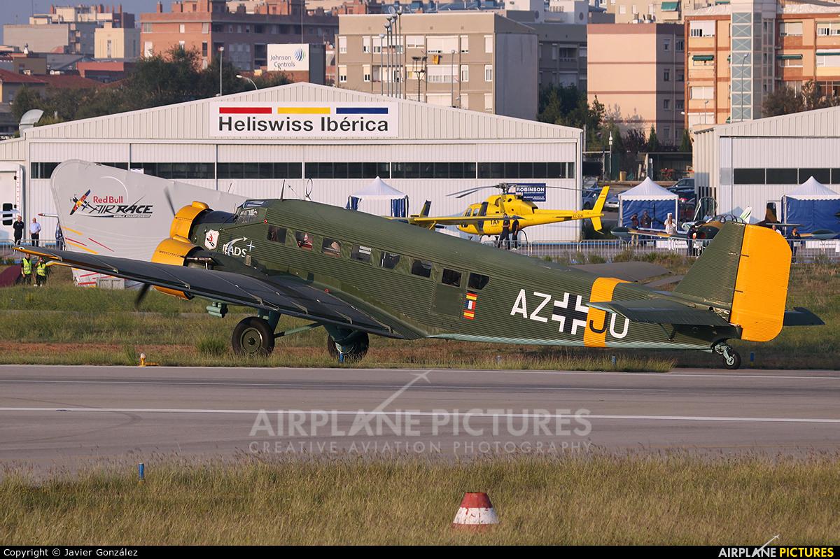 Amicale Jean Salis F-AZJU aircraft at Sabadell